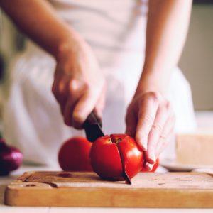 Essential Knife Skills Class at Findlay Kitchen