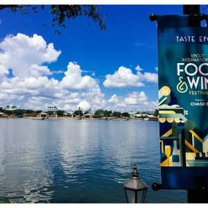 Everything I Ate at the Epcot Food and Wine Festival