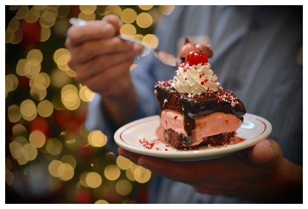 Frisch S Hot Fudge Cake