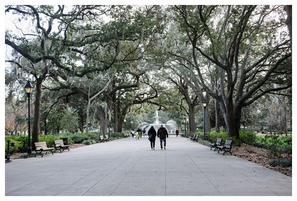 Long Weekend in Savannah, Georgia -- The best recommendations for things to do, where to stay, where to eat, and places to go while visiting Savannah.